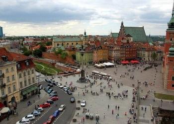 Варшава. Иммиграция в Польшу
