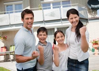 Долгосрочная виза в Чехию с целью соединения семьи